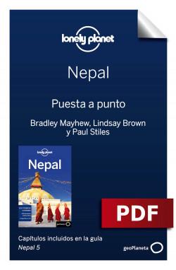 Nepal 5_1. Preparación del viaje